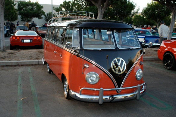 1961 type 2 VW bus