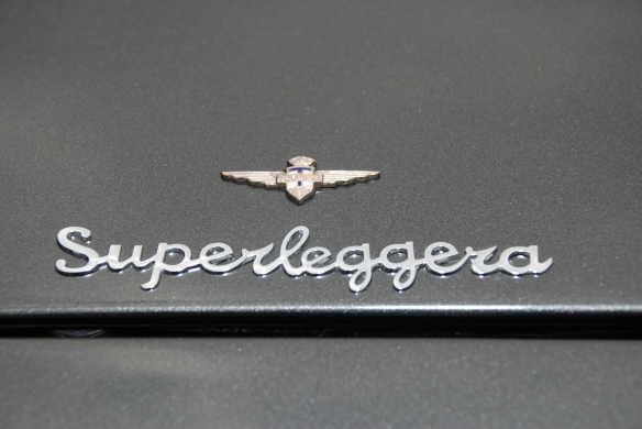 Lamborghini 350 GT badging