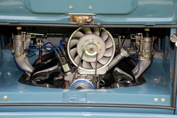 motor_1957 VW kombi