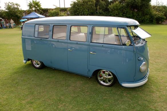 1957 kombi VW bus