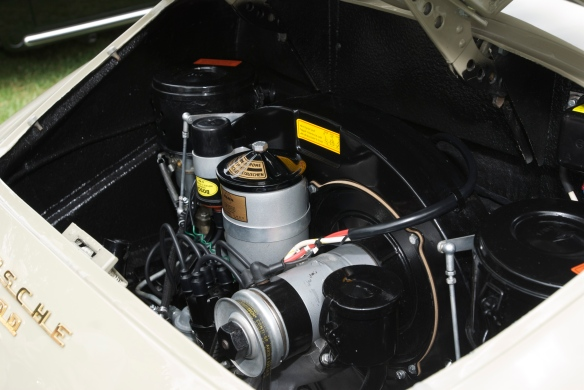 porsche 356 cabriolet motor,dana point concours_2011