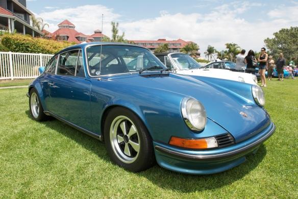 1973 Porsche 911S, dana point concours_2011