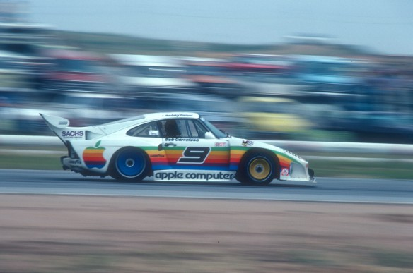 Apple Porsche 935,Riverside Raceway _Apr80