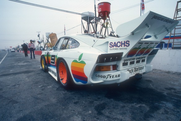 Apple iPorsche 935, Riverside Raceway _Apr80