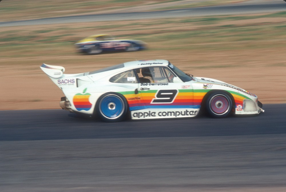 Apple Porsche 935, Riverside Raceway _Apr80