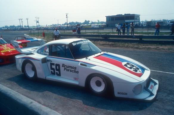 Brumos Porsche 935, Riverside Raceway _Apr80