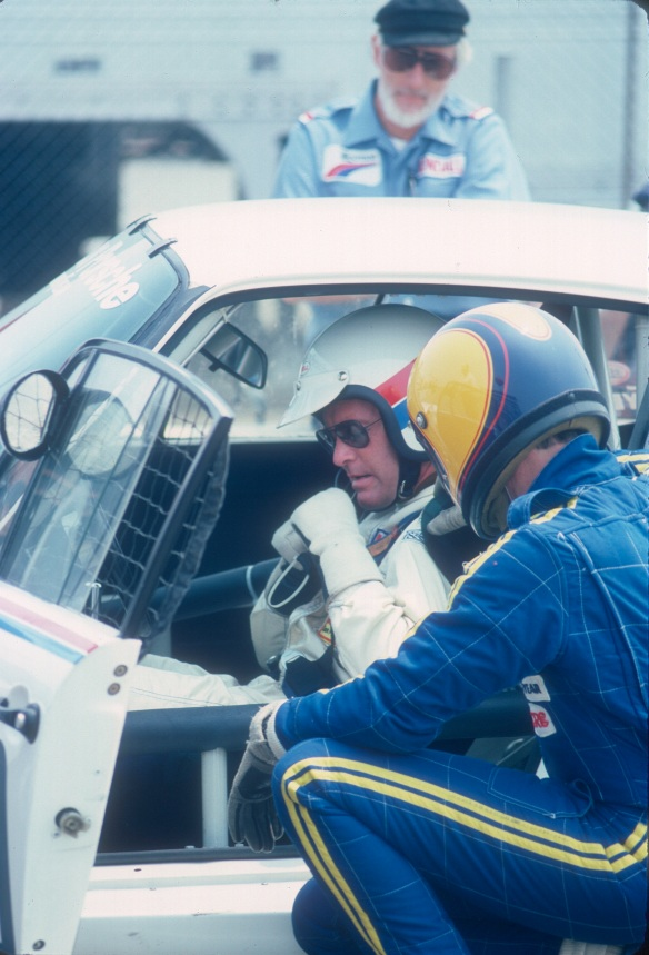 Brumos  935, Peter Gregg & Al Holbert _Apr80