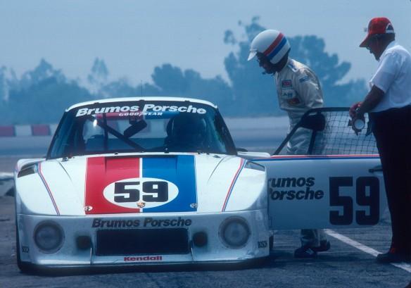 Brumos  935,Peter  Gregg &  Al Holbert _Apr80