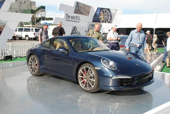 Porsche 911 (type 991) 2012_Rennsport Reunion 4_10/14/11