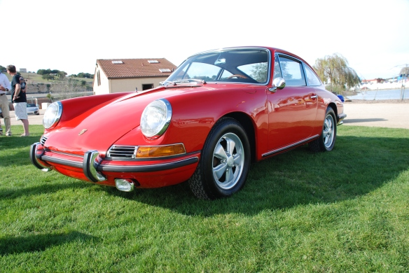 Dave's 1966 911 coupe_Rennsport Reunion 4_10/15/11