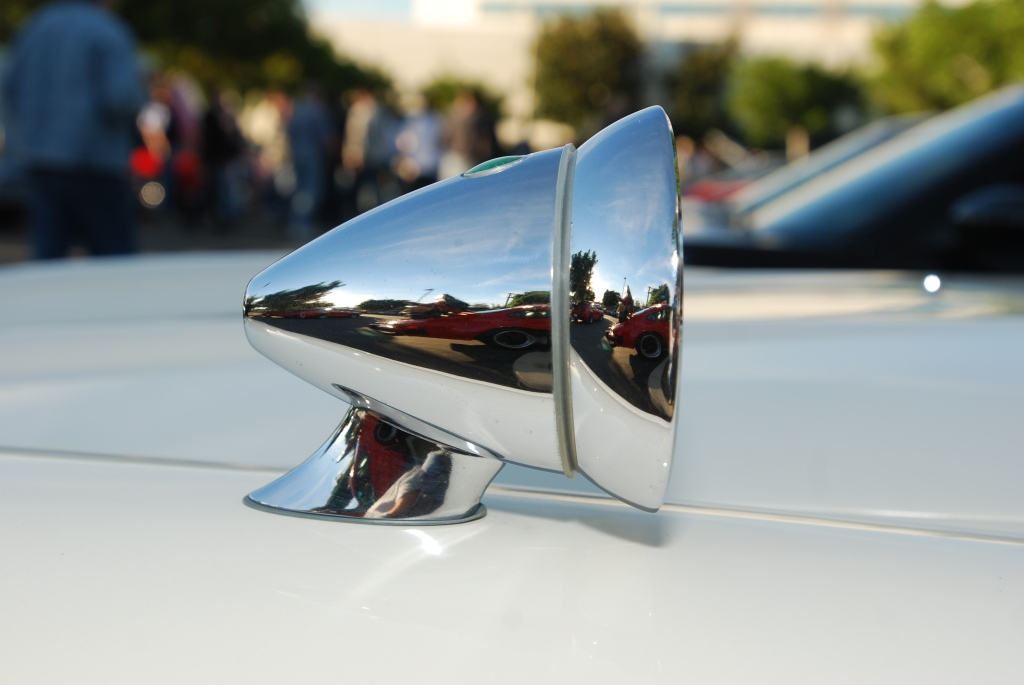 Mercedes Benz 300SL gullwing, reflection series, cars & coffee,Irvine_2011