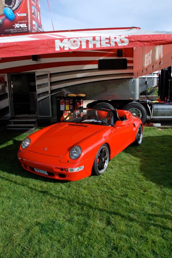 Jagers 993 speedster_Rennsport Reunion 4_10/15/11
