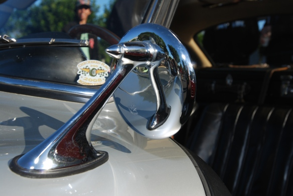 Mercedes Benz 300SL gullwing, reflection series, cars &coffee_2011