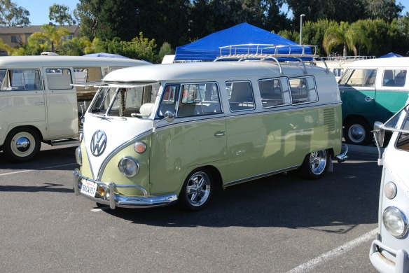 VW bus, O.C.T.O., winterfest, Feb 2011