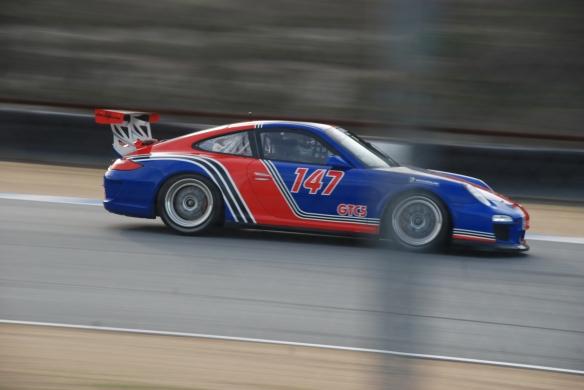 Porsche 2010 GT3 Cup car_Rennsport Reunion 4_10/16/11