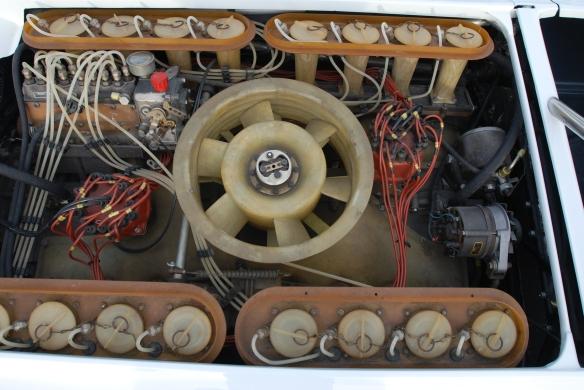 1971 Porsche 16 -cylinder motor_Rennsport Reunion_10/14/11