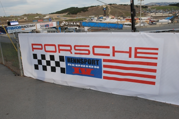 Fence banner_Rennsport Reunion IV_10/16/11