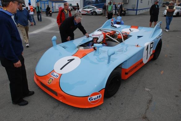 Porsche 908/3_Brian Redman_Rennsport Reunion 4_10/15/11