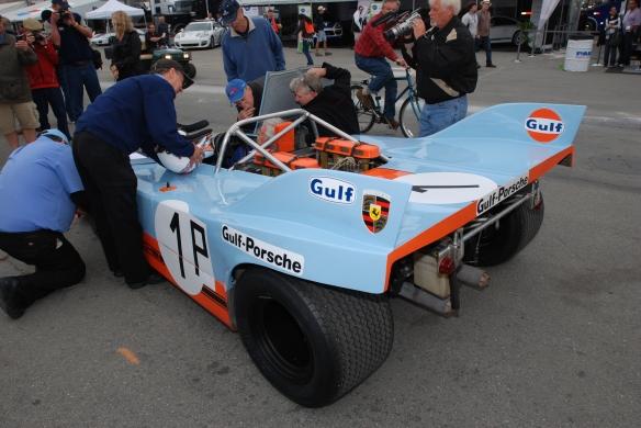 Porsche 908/3 _Brian Redman_Rennsport Reunion 4_10/15/11