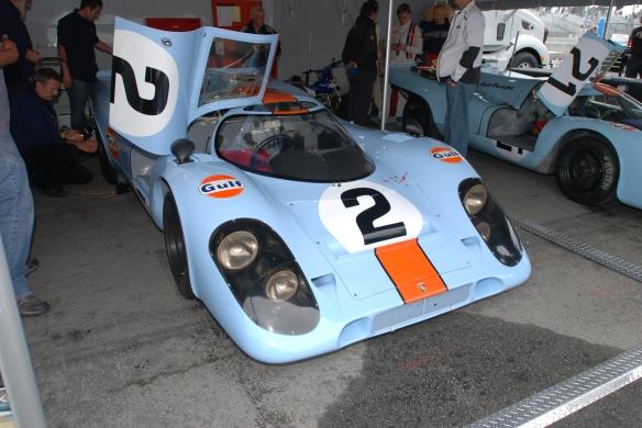 1969 Porsche 917K _Bruce Canepa_Rennsport Reunion 4_10/15/11