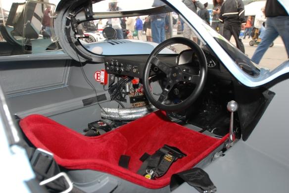 1969 Porsche 917K _Cockpit_Bruce Canepa_Rennsport Reunion 4_10/15/11