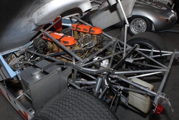 1971 Porsche 908/3_Brian Redman_Rennsport Reunion 4_10/15/11