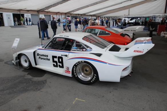 Brumos Porsche 935_Rennsport Reunion 4_10/15/11