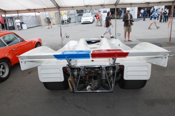 Brumos Porsche _917/10 _Rennsport Reunion 4_10/15/11