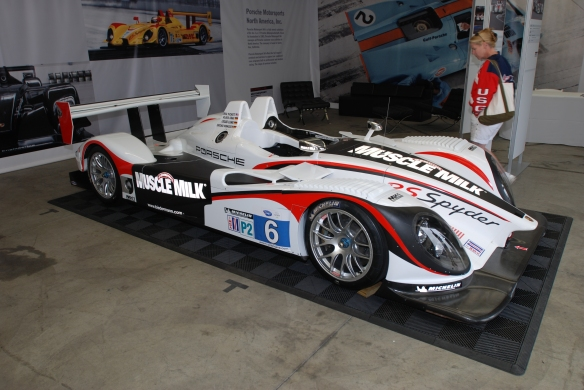 Musclemilk _Porsche RS Spyder_Rennsport Reunion 4_10/15/11