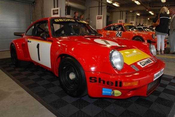1974 Porsche 911 RSR_Rennsport Reunion 4_10/15/11