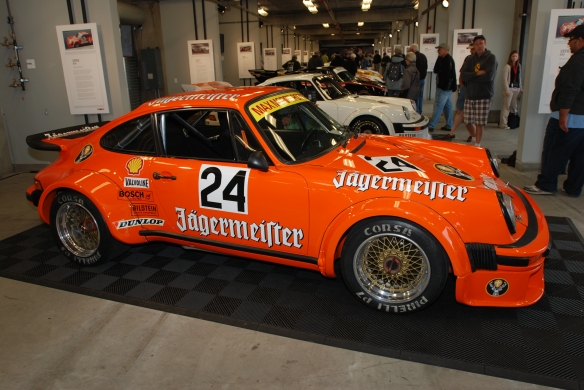 1976 Porsche 934 Turbo_Rennsport Reunion 4_10/15/11