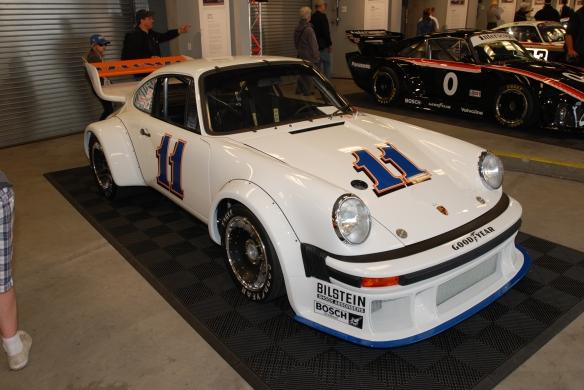 1977 Porsche 934 1/2_Rennsport Reunion 4_10/15/11
