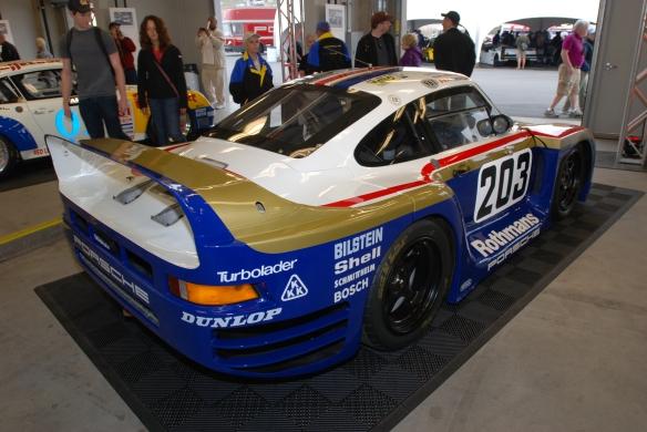 1986 Rothmans Porsche 961_Rennsport Reunion 4_10/15/11