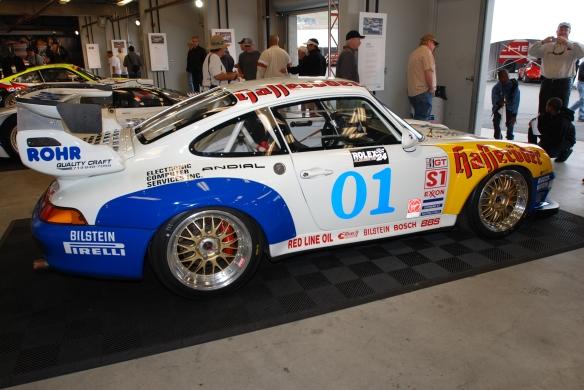 1995 Porsche 911 GT2 EVO_Rennsport Reunion 4_10/15/11