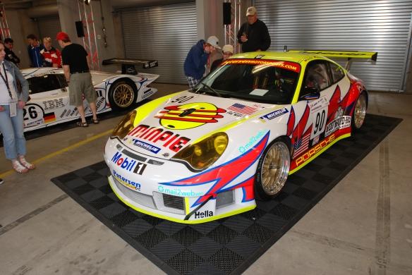 2004 Porsche 911 GT3 RSR