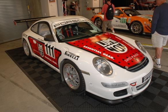 2007 Porsche 911 GT3 Cup_pikes peak class winner_Rennsport Reunion 4_10/15/11
