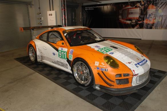 2011 Porsche GT3R hybrid