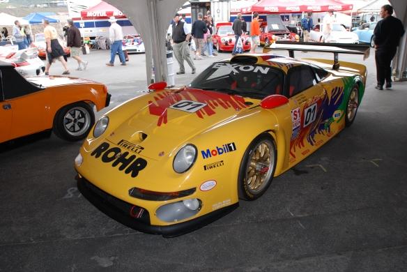 Porsche GT1 _Rennsport Reunion 4_10/15/11
