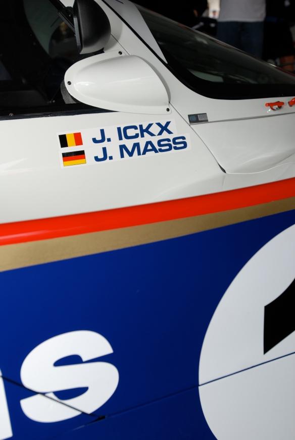 Rothmans Porsche 956_Rennsport Reunion 4_10/15/11
