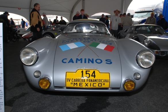 1953 Porsche 550 coupe (550-01)_Rennsport Reunion 4_10/15/11