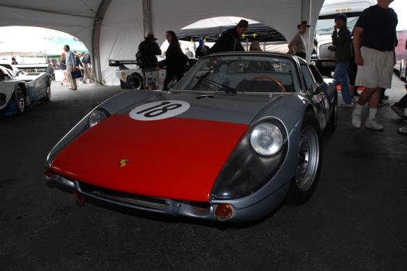 Porsche 904_Rennsport Reunion 4_10/15/11
