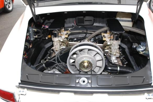 1966 Porsche 911 #901_Motor_Rennsport Reunion 4_10/15/11