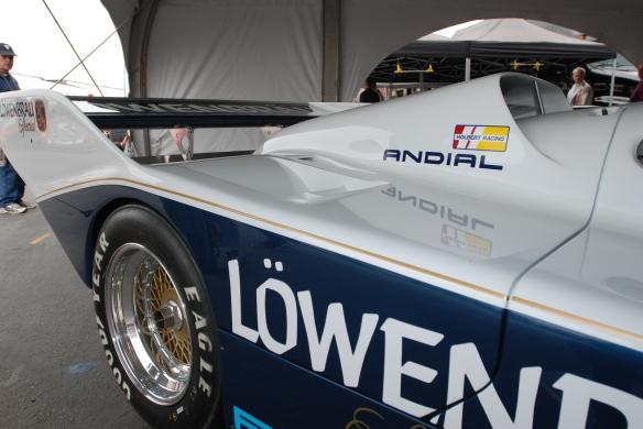 Al Holbert , Porsche 962_Rennsport Reunion 4_10/15/11