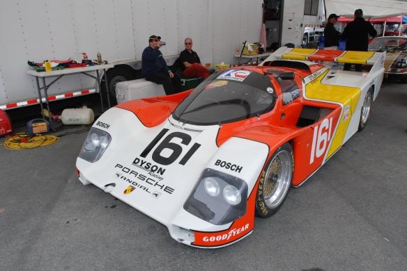 Porsche 962 / Dyson Racing_Rennsport Reunion 4_10/16/11
