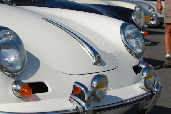 """Porsche 356's_""""Cayman island""""_Rennsport Reunion 4_10/15/11"""
