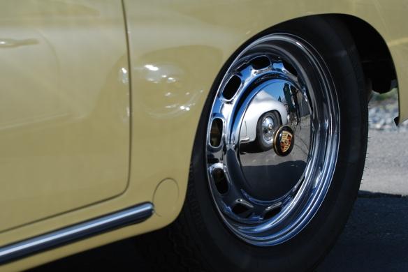 Porsche 356_ reflections_Rennsport Reunion 4_10/15/11