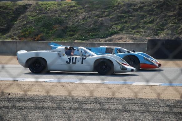 Porsche 917 & 910 _ Rennsport Reunion 4_10/15/11