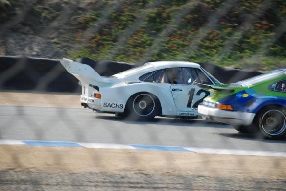 1979 Porsche 935 & 1974 RSR_Rennsport Reunion 4_10/15/11