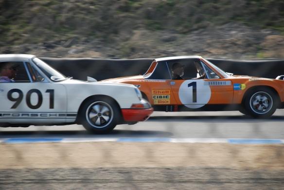 1966 Porsche 911 & 914-6GT_Rennsport Reunion 4_10/15/11