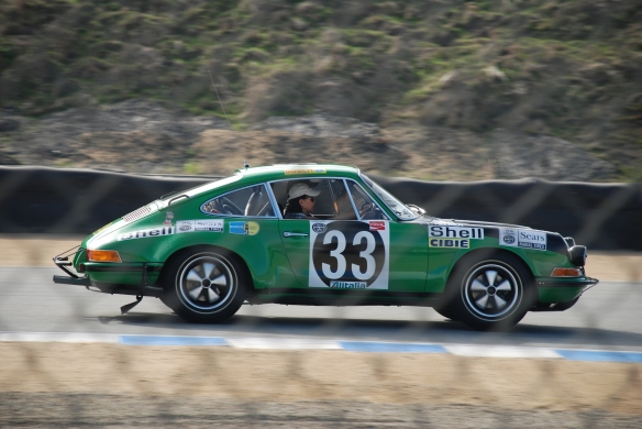 Porsche 911 STR -East African Rally_Rennsport Reunion 4_10/15/11